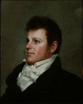 Portrait of a Man (formerly Commodore Oliver Hazard Perry)