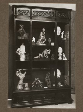 Photographic album of Rodin sculptures from the collection of Alma de Bretteville Spreckels