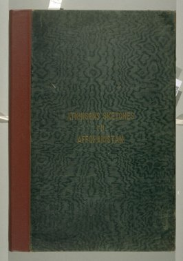 Sketches of Afghanistan by James Atkinson, Esq. (London: Longman Brown, Green and Longmans, 1842)