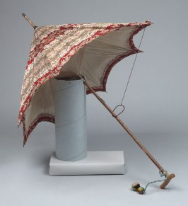 Parasol with case
