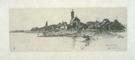 Schwabelweiss, plate 18 in the book, Choice Etchings (London: Alexander Strahan, 1887)