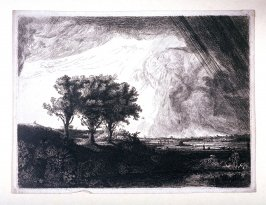 The Landscape with the Three Trees (copy)