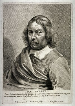 Jean Bylert (after his self-portrait)
