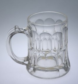 Lager or beer mug