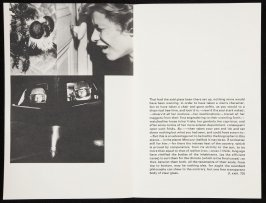 "Fourth double-page images (""That had the said glass been there set up, nothing more would have been wanting.""..) in volume 3 of the book The Life and Opinions of Tristram Shandy, Gentleman by Laurence Sterne (San Francisco: Arion Press, 1988)"