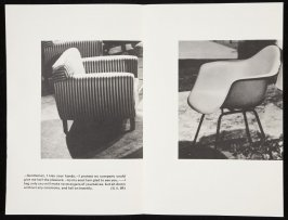 """Sixth double-page images ( """"––-Gentlemen, I kiss your hands, –––I protest no company could give me half the pleasure,–––..."""") in volume 3 of the book The Life and Opinions of Tristram Shandy, Gentleman by Laurence Sterne (San Francisco: Arion Press, 1988)"""