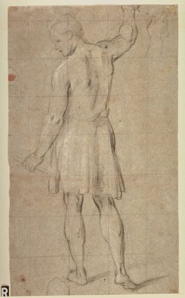 Recto:Figure of a Man