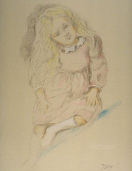 Untitled (Young Girl)