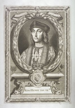 King Henry VII, Descendant Of Edward III, Son-in-law Of Edward IV (1485-1509)