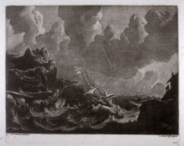Marine (Vessel Foundering in a Storm)