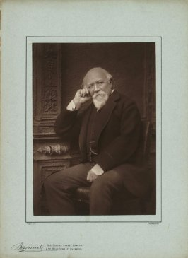 The Poet, Robert Browning