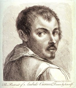 Self-Portrait of Annibale Carracci