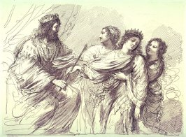 Queen Esther And Ahauserus