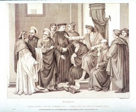 St. Peter And St. Paul Accused At Rome