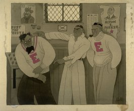 Untitled (1904 presidential election) for College Humor