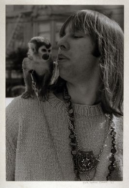 Portrait with Monkey