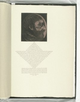 Etienne Delaune, third plate in the book, Icones librorum artifices ([Leeds, Mass.]: Gehenna Press, 1988)