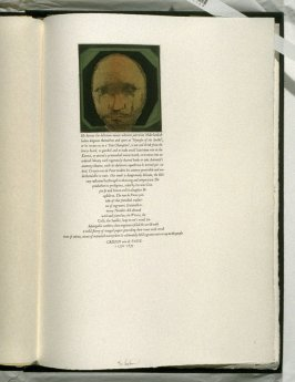 Crispin van de Passe, eighth plate in the book, Icones librorum artifices ([Leeds, Mass.]: Gehenna Press, 1988)