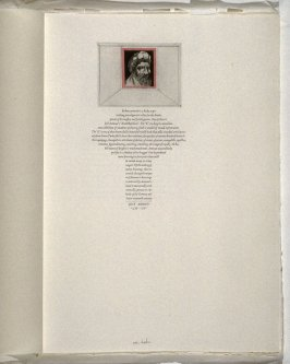 Jost Amman, tenth plate in the book, Icones librorum artifices ([Leeds, Mass.]: Gehenna Press, 1988)
