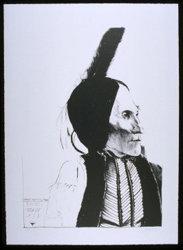 Chief White Man / Kiowa