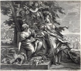 Allegory of Peace and War