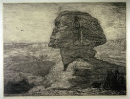 The Sphinx in the Desert