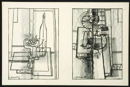 Untitled (Two Still Lifes)