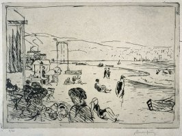 At The Beach (untitled)
