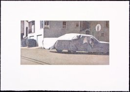Covered Car - Missouri Street