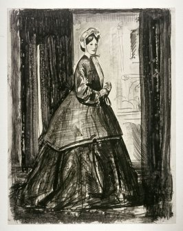 Lady of 1860
