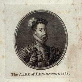 The Earl of Lercester, 1588