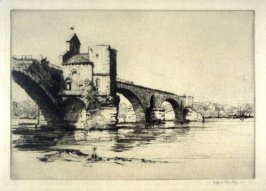 St. Benezet Bridge in Avignon