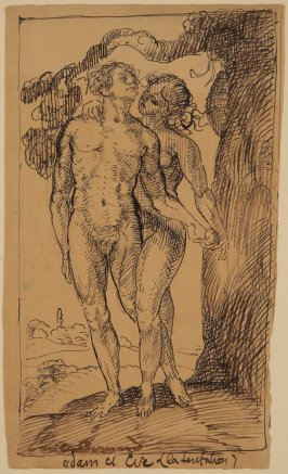 Adam and Eve (The Temptation)