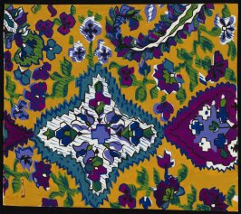 Untitled textile design for Bianchini-Ferier