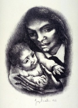 Mother and child (small)