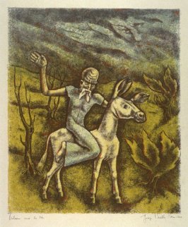 Balaam and the Ass