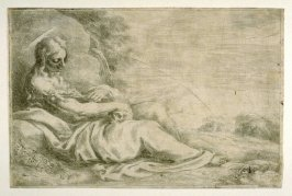 Saint Mary Magdalen in the Wilderness