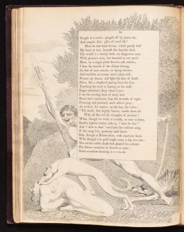 """Till death, that mighty hunter..., on page 70, thirty-second plate in the book The Complaint and the Consolation, or Night Thoughts by Edward Young (London: Richard Edwards, 1797)"