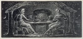 No.14: Thenot, illustration to Ambrose Philips' 'Imitation of Eclogue I', from Dr R. J. Thornton's 'The Pastorals of Virgil' (London, 1821)