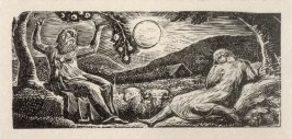 No.2: Thenot, illustration to Ambrose Philips' 'Imitation of Eclogue I', from Dr R. J. Thornton's 'The Pastorals of Virgil' (London, 1821)