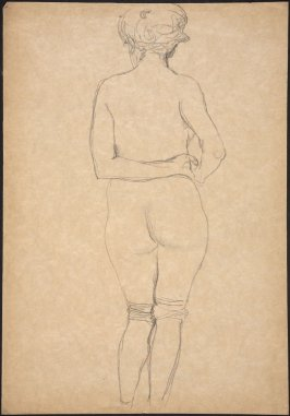 Untitled (female from the rear)