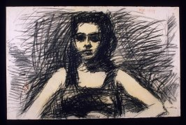 Untitled (Portrait of Woman)