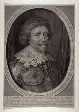 Willem George Frederick, Prinse Van Orange en Nassau
