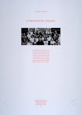Gymnasium Chases (Title page)