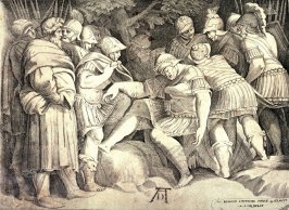The Wounded Scipio