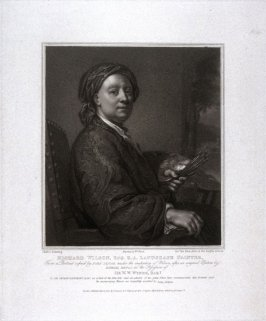 Richard Wilson, painter