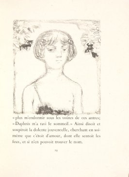 Untitled, pg. 29, in the book Daphnis et Chloé by Longus (translated by Jacques Amyot) (Paris: Ambroise Vollard, 1902).