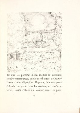 Untitled, pg. 49, in the book Daphnis et Chloé by Longus (translated by Jacques Amyot) (Paris: Ambroise Vollard, 1902).