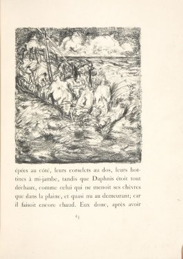 Untitled, pg. 63, in the book Daphnis et Chloé by Longus (translated by Jacques Amyot) (Paris: Ambroise Vollard, 1902).