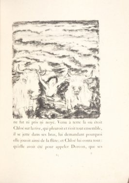 Untitled, pg. 65, in the book Daphnis et Chloé by Longus (translated by Jacques Amyot) (Paris: Ambroise Vollard, 1902).